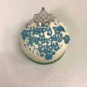 prince jumbo cupcake for dogs